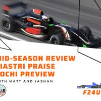 F24U EP7: Mid-Season Review